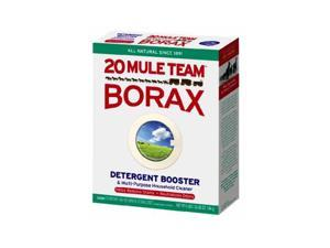 20 Mule Team 00201 Borax 65-oz. Natural Laundry Booster & Cleaner - Quantity 6
