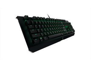 Razer BlackWidow X Ultimate, Clicky Backlit Mechanical Gaming Keyboard, Military Grade Metal Construction - Razer Green Switches