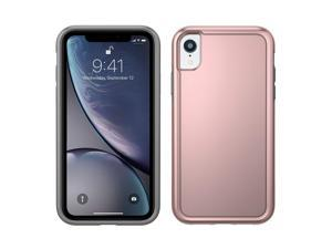 Pelican iPhone XR Military Grade Drop Protection Adventurer Case Rose Gold
