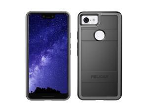Pelican - Google Pixel 3 Protector Case - Black and Light Gray