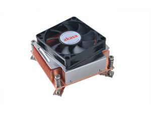 Akasa 2U Server Intel Copper CPU Cooler (AK-CC7302BT01) (Sockets 115x / 1366)