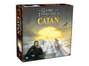 Game of Thrones Catan Brotherhood of the Watch Board Fantasy Flight Games CN3015