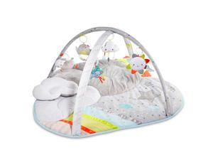 Skip Hop Silver Lining Activity Gym Baby Development Toy Music Rattles
