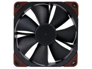 NF-F12 PPC 2000 IP67 120mm 2000 RPM 71.68 cfm Black & Brown Case Fan