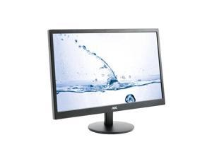 "M2470SWH LED monitor - 23.6"" (23.6"" viewable) - 1920 x 1080 Full HD (1080p) - MVA - 250 cd/m2 - 1000:1 - 5 ms - 2xHDMI, VGA - speakers - black"