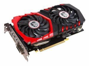 MSI Gaming X GeForce GTX 1050 Ti 4GB GDDR5 PCI-E x16 3.0 Graphics Card