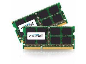 Crucial 16GB (2 x 8GB) 204-Pin DDR3 SO-DIMM DDR3 1866 (PC3 14900) Unbuffered System Specific Memory Model CT2C8G3S186DM