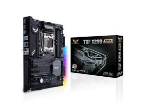 ASUS Intel TUF X299 MARK 2 Socket LGA 2066 DDR4 ATX Motherboard (90MB0UB0-M0EAY0)