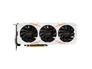 Gigabyte GeForce GTX 1080 Ti Gaming 11GB PCI-E x16 3.0 GDDR5X Graphics Card (GV-N108TGAMING-11GD)