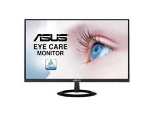 """Asus VZ249HE 24"""" (Actual size 23.8"""") Full HD 1920 x 1080 5ms VGA HDMI Asus Eye Care with Ultra-Low Blue Light & Flicker Free FrameLess LED Backlit IPS Monitor"""
