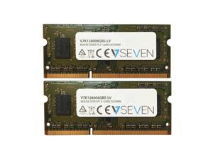V7 8GB (2 x 4GB) 1600 MHz CL11 DDR3 Memory (V7K128008GBS-LV)
