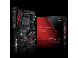 ASUS AMD ROG CROSSHAIR VII HERO (WI-FI) Socket AM4 DDR4 ATX Motherboard (90MB0XF0-M0EAY0)