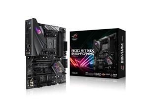 ASUS ROG STRIX B450-F GAMING - Motherboard - ATX - Socket AM4 - AMD B450 - USB 3.1 Gen 1, USB 3.1 Gen 2 - Gigabit LAN -