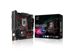 ASUS Intel ROG STRIX B360-G GAMING Socket LGA 1151 DDR4 Micro ATX Motherboard (90MB0WD0-M0EAY0)