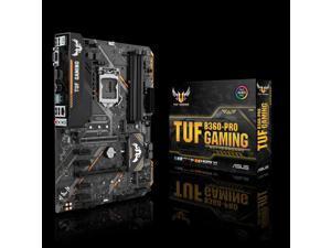 ASUS Intel TUF B360-PRO GAMING Socket LGA 1151 DDR4 ATX Motherboard (90MB0X00-M0EAY0)
