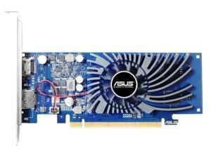 ASUS GT1030-2G-BRK - Graphics card - GF GT 1030 - 2 GB GDDR5 - PCIe 3.0 low profile - HDMI, DisplayPort