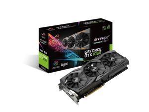 ASUS ROG Strix GTX 1060 Gaming Advanced 6GB GDDR5 Graphics Card (90YV09Q3-M0NA00)