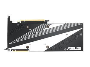 ASUS RTX 2080 Dual OC 8GB GDDR6 Graphics Card (90YV0C30-M0NM00)