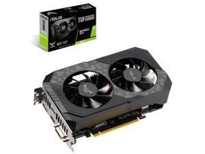 ASUS GeForce GTX 1660 Ti TUF Gaming 6 GB GDDR6 Graphics Card (TUF-GTX1660TI-6G-GAMING)