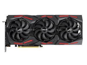 ASUS ROG-STRIX-RTX2070S-O8G-GAMING - OC Edition - graphics card - GF RTX 2070 SUPER - 8 GB GDDR6 - PCIe 3.0 x16 - 2 x HD