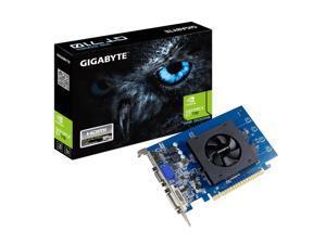 Gigabyte GeForce GT 710 Low Profile 1 GB GDDR5 Graphics Card (GV-N710D5-1GL)