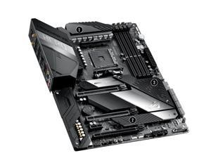 ASUS ROG Crosshair VIII Hero Socket AM4 AMD X570 DDR4 ATX Motherboard (ROG Crosshair VIII Hero)