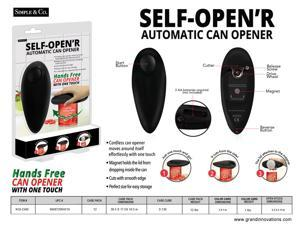 CAN OPENER BATTERY OPERATED  BALCK