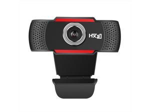 HXSJ S30 Full HD Webcam,USB Web Cam with MIC 1.0 Million pixels HD Webcam Web Camera Cam, USB Web Camera Widescreen Video Calling and Recording,for Streaming, Game Recording with PC, Laptop, Desktop