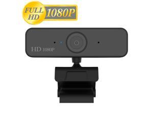 HXSJ S1 Autofocus Webcam 1080P Full HD With Microphone,Computer Web Camera Video Cam For Streaming Gaming Conferencing Mac Windows PC Laptop Desktop Skype YouTube