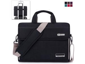 Laptop Shoulder Bag 13 Inch Sunsets Bird Briefcase Protective Bag