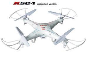 SYMA X5C-1 Upgraded Version Explorers 2.4G 4CH 6-Axis Gyro RC Quadcopter With HD Camera