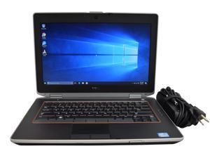 """Dell Latitude E6420 Laptop i5-2520M 2.5GHz 8GB RAM 120SSD 14"""" Win10"""