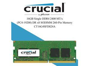 16GB (1X16GB) Memory Ram Compatible with Dell Inspiron 15 (7591) 2-in-1, 15 5493, Inspiron 24 5000 (5477) by Crucial Ram