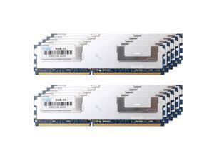 Hynix 64GB (8X8GB) DDR2-667MHz Server Memory Ram ECC Fully Buffered PC2-5300F