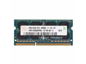 Hynix 2GB DDR3 PC3-8500 1066MHZ Sodimm Laptop Memory Lot