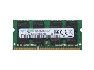 SAMSUNG M471B1G73Qh0-Yk0 8Gb (1X8Gb) Pc312800 Ddr31600Mhz Dual Rank Non Ecc Unbuffered Cl11 Sodimm Memory Module-M471B1G73Qh0-Yk0