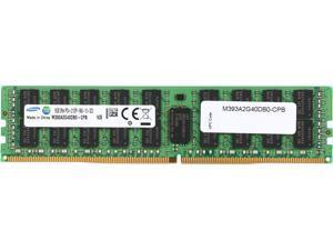 Samsung RAM 64GB 4x16GB DDR4-2133 PC4-17000 2Rx4 ECC Registered Memory