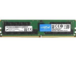 Micron Model MTA36ASF4G72PZ-2G6E1 for Dell SNPTN78YC/32G A9781929 32 GB DDR4 288-Pin ECC RDIMM RAM for PowerEdge R740xd2 (Crucial CT32G4RFD4266 Equivalent)