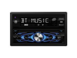 Dual DXDM228BT Double-DIN In-Dash CD AM/FM Receiver w/ Bluetooth