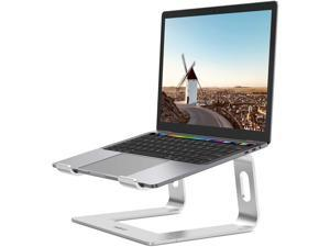 """Laptop Stand, Ergonomic Aluminum Laptop Mount Computer Stand for 10-15.6"""" Laptops, Detachable Laptop Riser Notebook Holder Stand Compatible with MacBook Air Pro, Dell XPS, Lenovo More"""