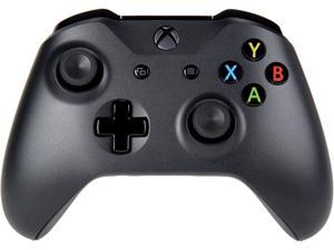 Microsoft NEW Xbox Wireless Controller, Includes Bluetooth technology for gaming, Stay on target with textured grip ,Get up to twice the wireless range ,For Xbox One, Xbox One S, and Windows 10