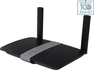 AC1200 Wifi Router, Linksys 1200Mbps Wi-Fi Wireless Router, Dual Band 2.4G/5G Router with 4 Gigabit Port, 1 USB 3.0 Port, App Control, N300 + AC867 mbps, IEEE 802.11 ac/a/b/g/n