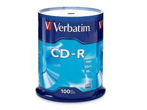 Verbatim 700MB 52X CD-R 50 Packs Spindle Disc Model 94691