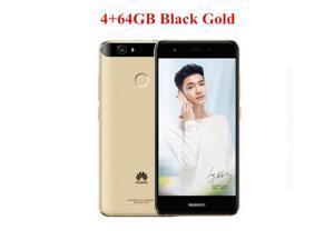 "Original Huawei Nova Cell Phone 4G LTE 4GB RAM 64GB ROM MSM8953 Octa Core 5.0"" FHD 1920X1080P Dual SIM Fingerprint"
