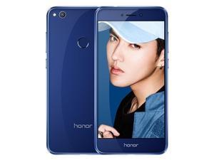 In Stock Original Huawei Honor 8 Lite Cell Phone Hisilicon Kirin 655 5.2 Inch 3GB RAM 32GB ROM Dual SIM Card Front Back Camera