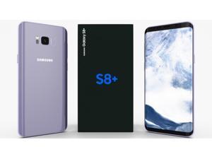 Samsung Galaxy S8+ | Unlocked | Orchid Gray | 64 GB