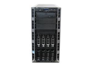 Dell PowerEdge T620 8 Bay LFF Tower Server - 2 x E5-2637 v2 3.50 GHz - 64GB RAM - 6 x 1TB HDD & 1 x 200GB SSD - H710