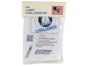 D.I.Y. Laser Challenge Soldering Practice Kit - Intermediate Difficulty