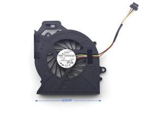 New CPU Cooling Fan with headsink for HP Pavilion dv6t-6200 dv6t-6b00 dv6t-6c00 dv6z-6100 dv6z-6b00 dv6z-6c00 dv7-6000 for Intel CPU with Integrated Graphics