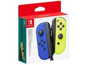 Nintendo Switch Joy-Con Pair - Neon Blue/Neon Yellow